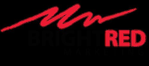 Bright Red Marketing logo