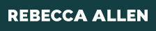 Rebecca Allen, Inc. logo