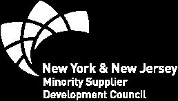 New York and New Jersey Minority Supplier Development Council logo