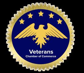 National Veterans Chamber logo