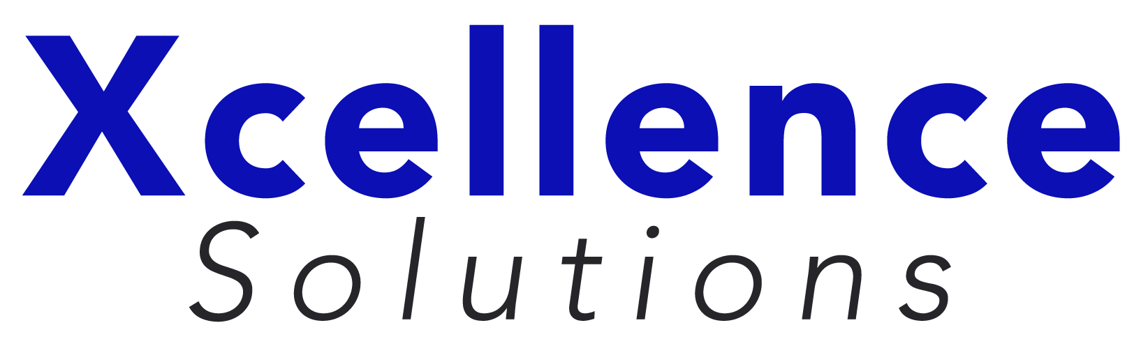 Xcellence Solutions logo