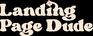 Landing Page Dude logo
