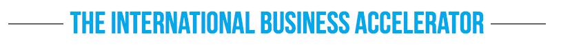 International Business Accelerator logo