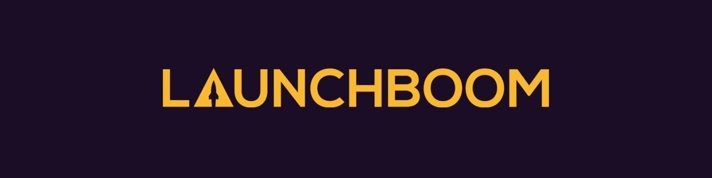 Launchboom logo