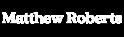 Matthew Roberts logo