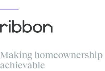 Ribbon Homes logo