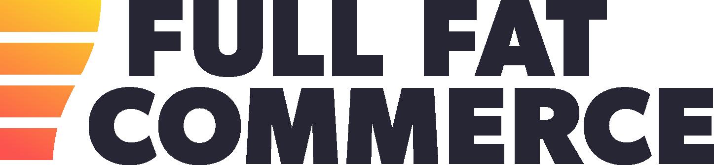 Full Fat Commerce logo
