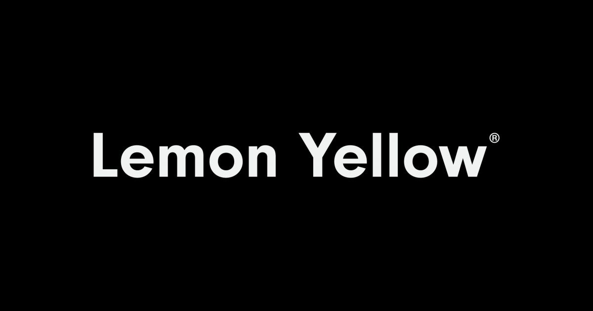 Lemon Yellow logo