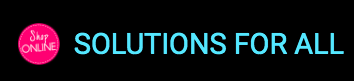 SOLUTIONS FOR ALL logo