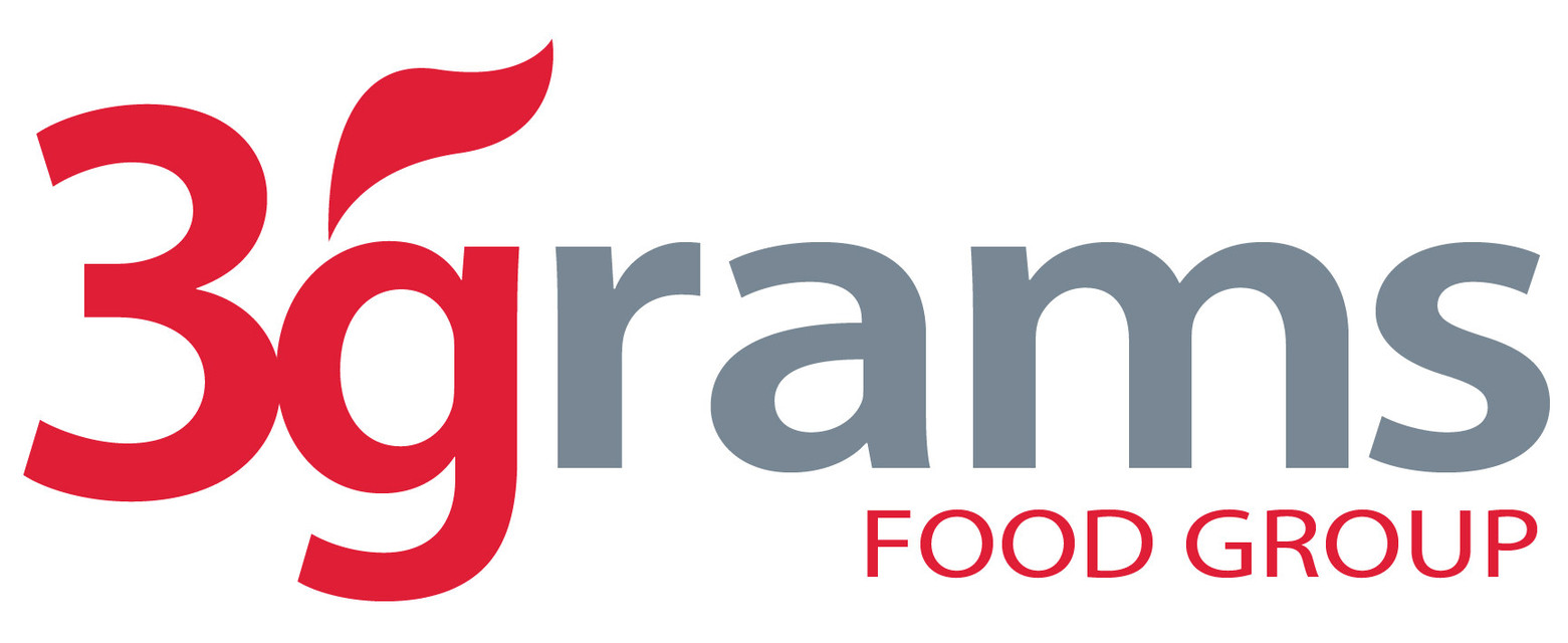 3grams Food Group logo
