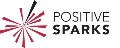 Positive Sparks logo