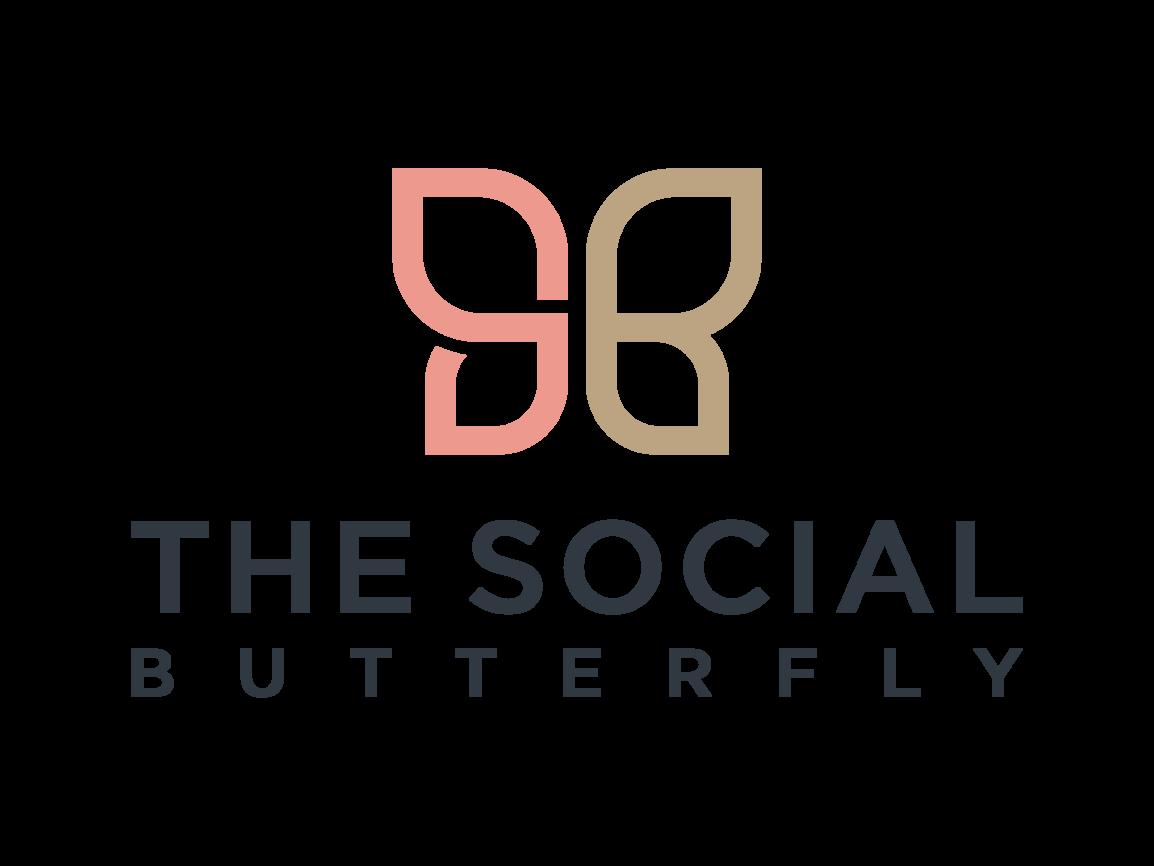 The Social Butterfly Agency logo