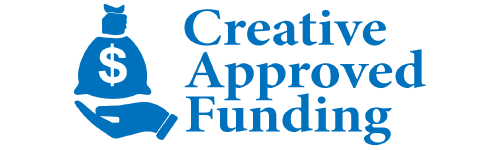 Creative Approved Funding logo