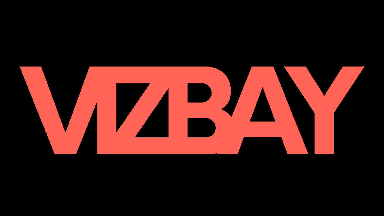 VIZBAY logo