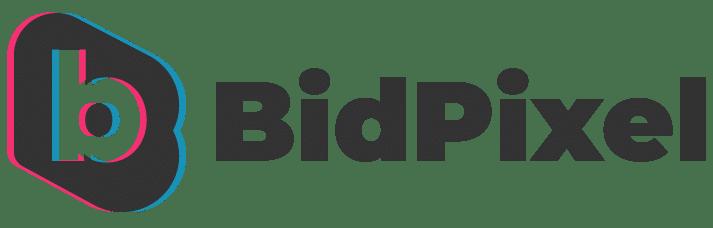 BidPixel  logo