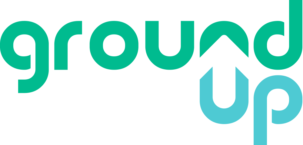GroundUp logo
