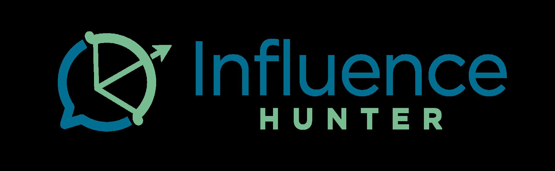 Influence Hunter logo