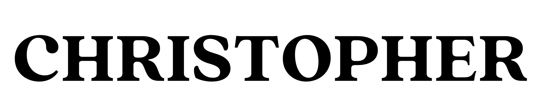 Christopher Chin logo
